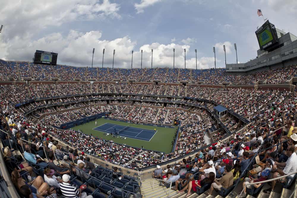 Arthur Ash stadium tennis