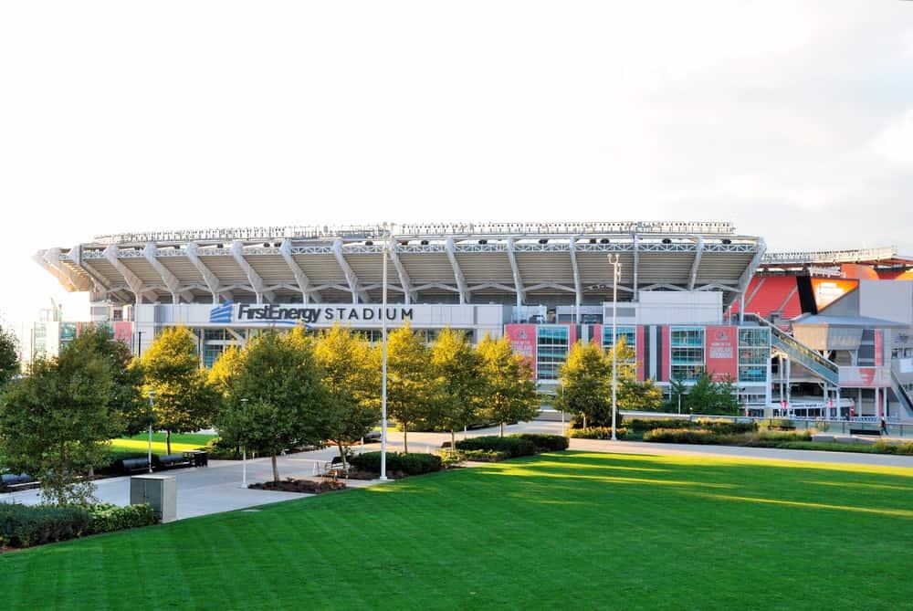 FirstEnergy Stadium in Cleveland, Ohio soccer