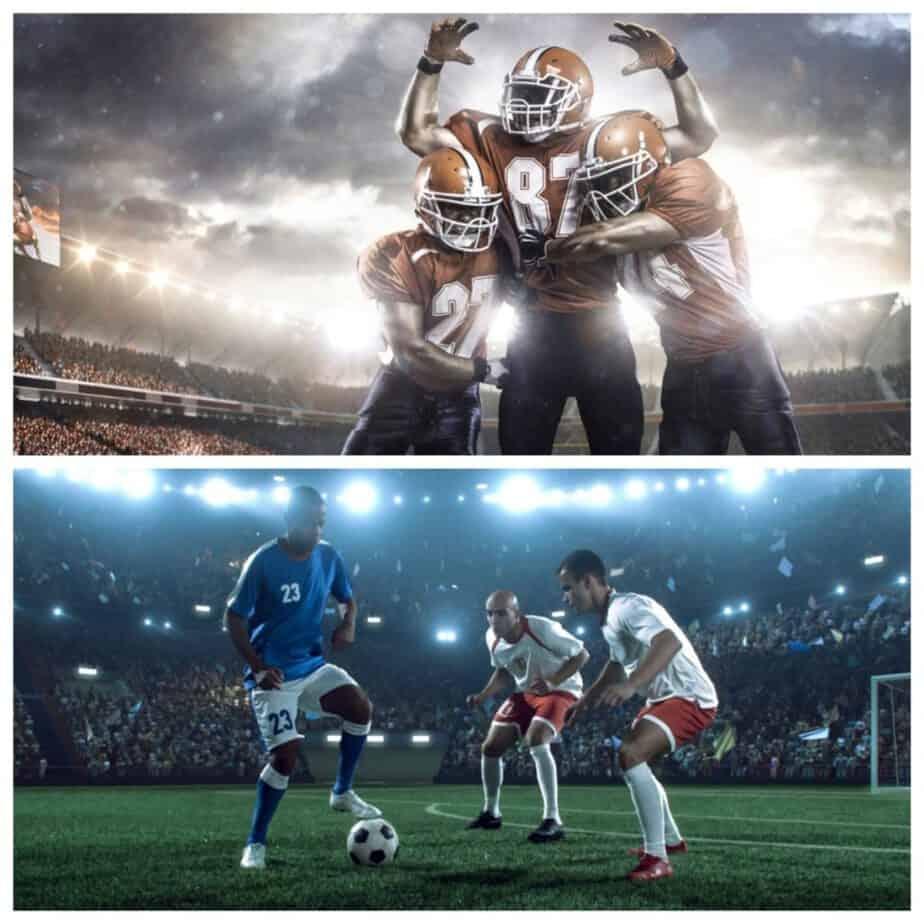 Football vs Soccer