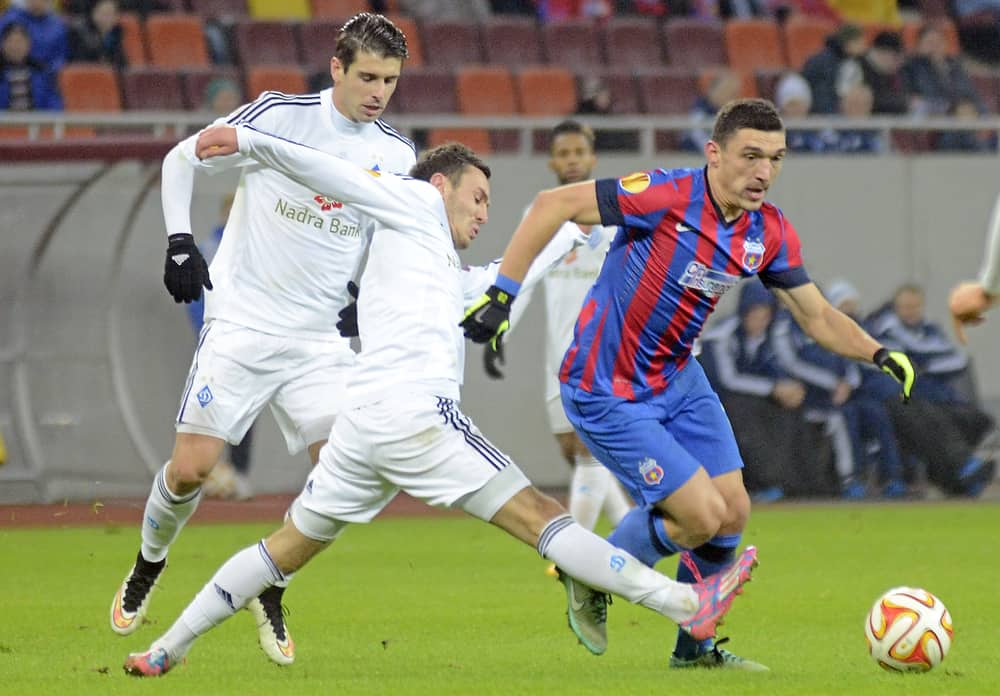 soccer UEFA Europa League last game