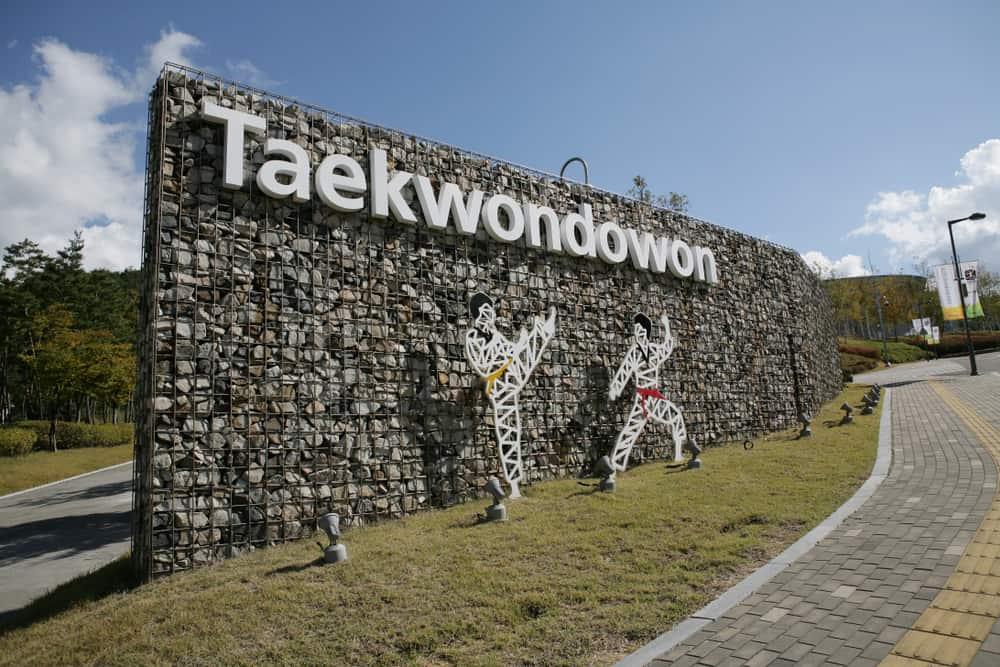 The Taekwondowon is a taekwondo(Korean traditional martial arts)venue