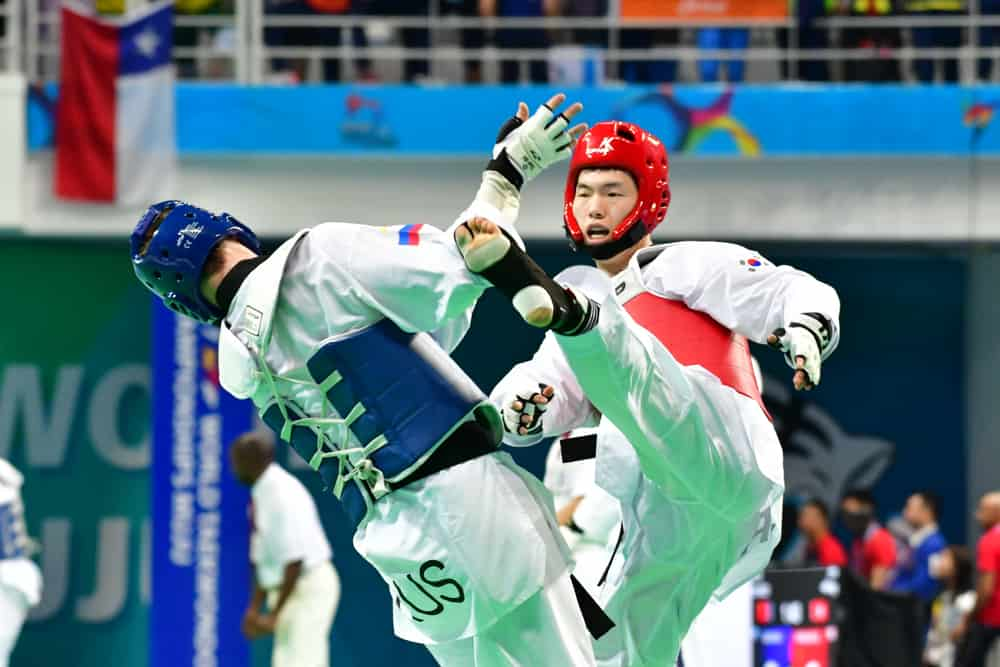 WTF World Taekwondo Championship MUJU